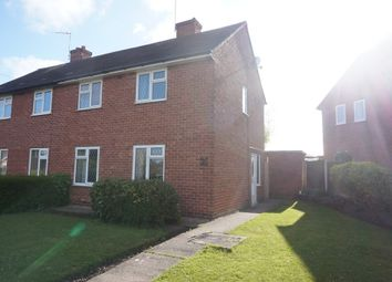 Thumbnail 2 bed semi-detached house to rent in Davenport Road, New Tupton, Chesterfield