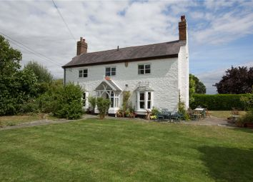 Thumbnail 4 bed detached house for sale in Wigmore Lane, Wattlesborough, Shrewsbury