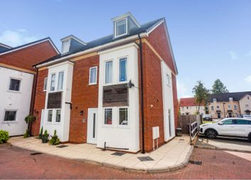 4 bed end terrace house for sale in Wesley Road, Cherry Willingham, Lincoln LN3