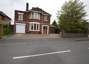 Thumbnail 4 bed detached house for sale in Frances Crescent, Bedworth, Warwickshire