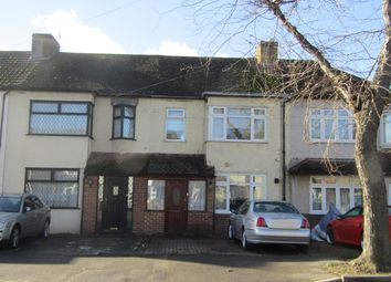 Thumbnail 3 bed terraced house for sale in Castle Avenue, Rainham