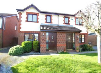 Thumbnail 3 bedroom semi-detached house for sale in Ilway, Walton-Le-Dale, Preston