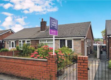 Thumbnail 2 bed bungalow for sale in Turks Road, Radcliffe