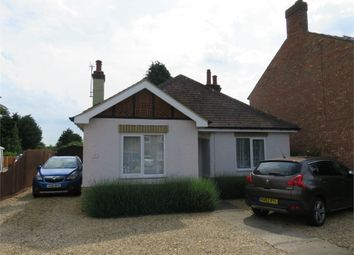 Thumbnail 3 bed detached bungalow for sale in Church Street, Pinchbeck, Spalding, Lincolnshire