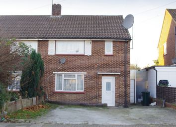 Thumbnail 2 bed semi-detached house for sale in Haddon Road, St Mary Cray, Orpington, Kent
