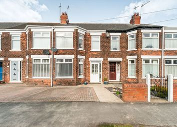 Thumbnail 3 bedroom terraced house for sale in Skirbeck Road, Hull