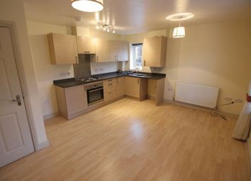 Thumbnail 2 bed flat for sale in Clover Grove, Leekbrook, Staffordshire