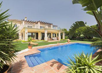Thumbnail 4 bed villa for sale in Sotogrande Alto, Sotogrande, Cadiz, Spain