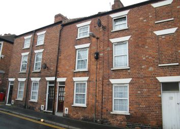 Thumbnail 3 bed terraced house for sale in Commercial Road, Grantham