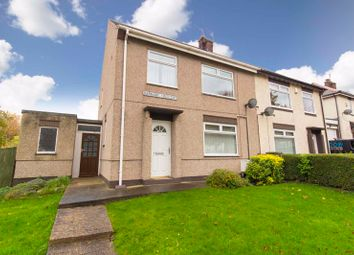 3 bed semi-detached house for sale in Barnaby Crescent, Eston, Middlesbrough TS6