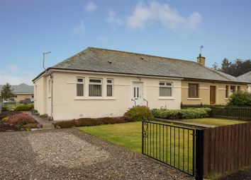 Thumbnail 3 bed semi-detached bungalow for sale in Tulliebelton Road, Bankfoot, Perth