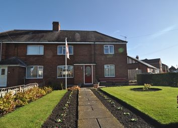 Thumbnail 3 bed semi-detached house for sale in Lyne Road, Spennymoor
