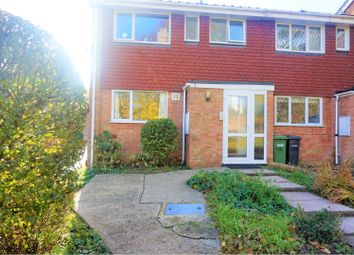Thumbnail 3 bed semi-detached house for sale in Constantine Close, Chandlers Ford, Eastleigh