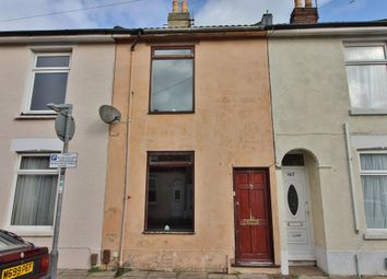 Thumbnail 2 bedroom terraced house for sale in Clive Road, Portsmouth