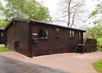 Thumbnail 2 bed mobile/park home for sale in Burnside Park, Keswick, Cumbria