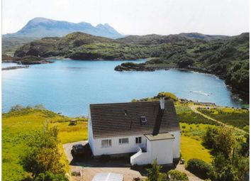 Thumbnail 4 bed detached house for sale in Tor Druim, Culkein, Drumbeg