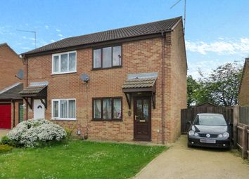 Thumbnail 2 bedroom semi-detached house for sale in Hedgelands, Wisbech