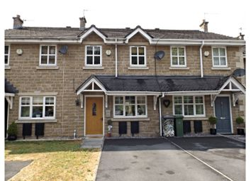 Thumbnail 3 bed terraced house for sale in Tame Valley Close, Mossley