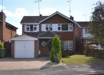 Thumbnail 4 bed detached house for sale in Hawkswood Avenue, Frimley, Camberley