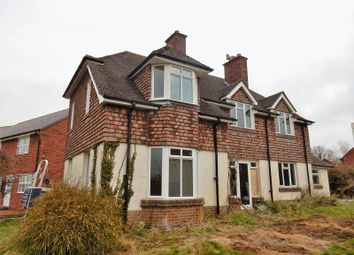 Thumbnail 3 bed detached house for sale in Gerway Close, Ottery St. Mary