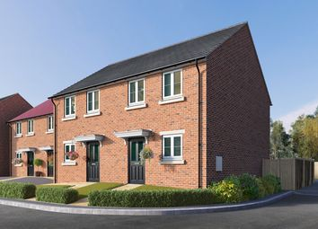 "Thumbnail 2 bed semi-detached house for sale in ""The Hammerton"" at St. Thomas's Way, Green Hammerton, York"