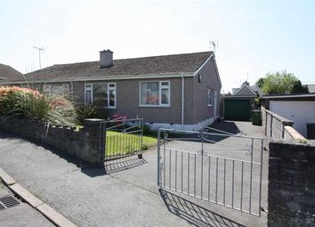 Thumbnail 3 bed semi-detached bungalow for sale in Cae Cnyciog, Llanfairpwllgwyngyll
