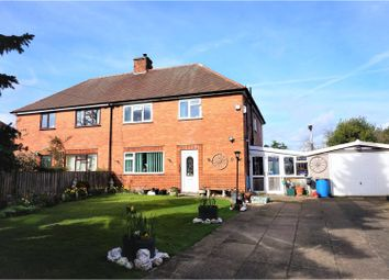 Thumbnail 3 bed semi-detached house for sale in Brown Lane, Barton-In-Fabis