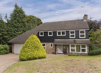 Thumbnail 5 bedroom detached house to rent in Manor Chase, Weybridge Park, Weybridge