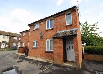 Thumbnail 1 bedroom maisonette for sale in Melrose Close, Westlea, Swindon