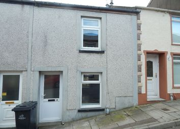 Thumbnail 2 bedroom terraced house to rent in 20 Glamorgan Street, Brynmawr