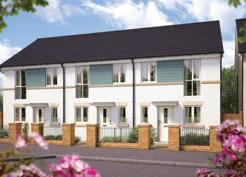 "Thumbnail 2 bed property for sale in ""The Amberley"" at Mayfield Way, Cranbrook, Exeter"