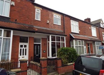 Thumbnail 3 bed terraced house for sale in Mornington Road, Heaton, Bolton, Greater Manchester