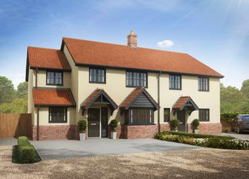 Thumbnail 4 bed semi-detached house for sale in Common Road, Plot 3, Wiggenhall St. Mary The Virgin, King's Lynn