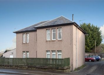 Thumbnail 2 bed flat for sale in Trinity Cottages, Luncarty, Perth