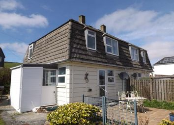 Thumbnail 2 bed semi-detached house for sale in Princetown, Yelverton