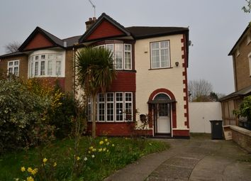 Thumbnail 4 bed property to rent in Leyland Road, London