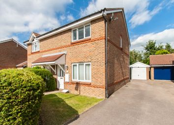 Thumbnail 3 bed semi-detached house for sale in Milbanke Close, Shoeburyness