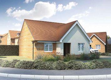 Thumbnail 2 bed detached bungalow for sale in Woods Lane, Melton, Woodbridge