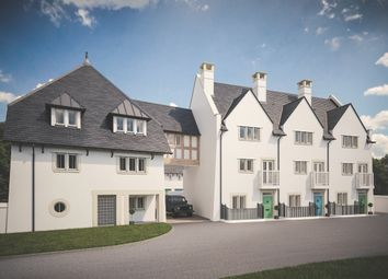 Thumbnail 3 bed town house for sale in St John Way, Poundbury