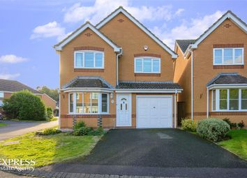 Thumbnail 4 bed detached house for sale in Virginia Drive, Warminster, Wiltshire