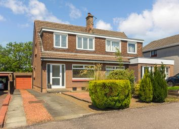 Thumbnail 3 bed semi-detached house for sale in 41 Morrison Drive, Dunfermline
