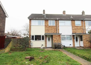 Thumbnail 3 bed terraced house for sale in Jasmine Gardens, Bradwell, Great Yarmouth