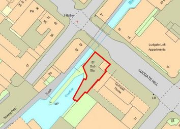 Thumbnail Land for sale in Ludgate Hill, Birmingham