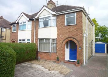 Thumbnail 3 bed semi-detached house to rent in Perne Avenue, Cambridge, Cambridgeshire