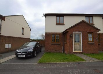 Thumbnail 2 bed semi-detached house to rent in Windward Road, The Willows, Torquay, Devon