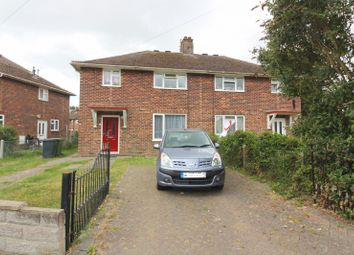 Thumbnail 1 bed flat for sale in Exeter Road, Gorleston