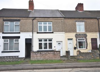 Thumbnail 3 bed terraced house for sale in Wash Lane, Ravenstone, Coalville