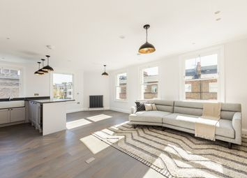 Thumbnail 2 bed flat for sale in Blythe Road, Brook Green, London