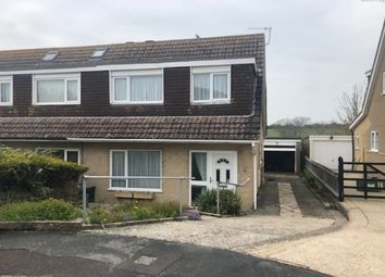 Thumbnail 3 bedroom property to rent in Tyneham Close, Weymouth
