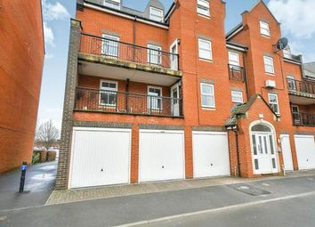 Thumbnail 2 bed flat for sale in Lynmouth Road, Churchward, Swindon, Wiltshire